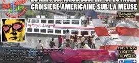 Croisière américaine avec Sébastian for Elvis