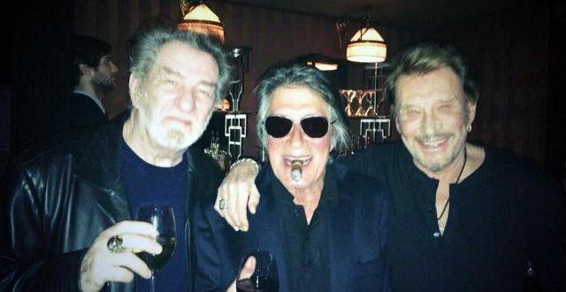 Johnny Hallyday, engagé dans un combat contre le cancer, ne renonce pas à sa tournée des «Vieilles canailles»