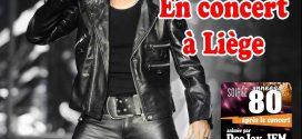 Vendredi 16 juin concert de Jean Luc Lahaye