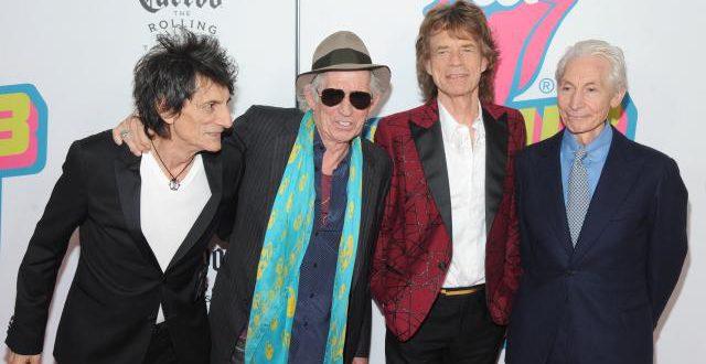 Les Rolling Stones en Europe à la rentrée pour une tournée des stades… mais pas en Belgique
