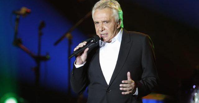 Michel Sardou met un terme à sa carrière de chanteur