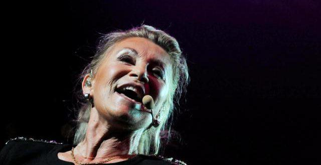 La chanteuse Sheila en deuil: son fils Ludovic s'est suicidé!
