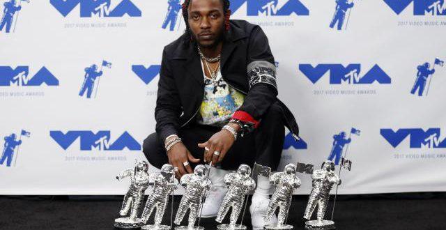 MTV Video Music Award: Kendrick Lamar remporte le prix MTV de la vidéo, Ed Sheeran sacré artiste de l'année
