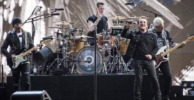 Des embarras de circulation sont prévus pour le concert de U2