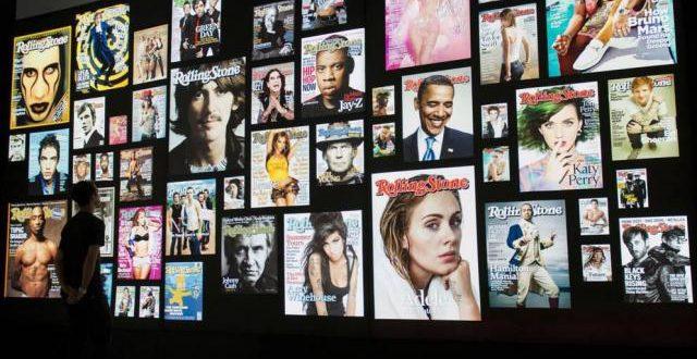 Le magazine américain «Rolling Stone» (50 ans) mis en vente