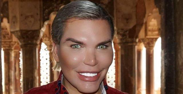 Le «Ken» humain en négociation avec l'Eurovision: il pourrait présenter le show musical en 2018! (photos)
