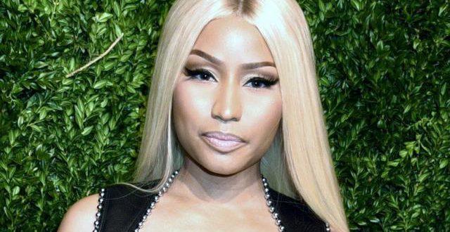 Nicki Minaj topless et très hot en une du magazine Paper: découvrez la photo qui veut casser Internet! (photo)
