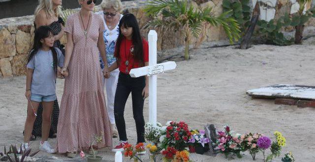 La nature se manifeste pour l'enterrement de Johnny Hallyday: la famille et les proches surpris par ces trois signes