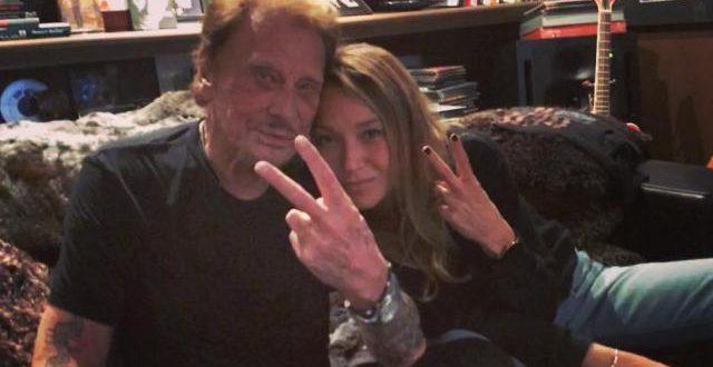 Laura Smet, la fille de Johnny Hallyday, absente hier soir pour participer à une émission: «Elle a préféré rester auprès de son papa»