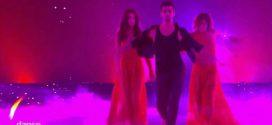 Pour sa deuxième prestation de la soirée, Tatiana Silva fait sensation sur «Oh Marie» dans «Danse avec les stars» (vidéo)
