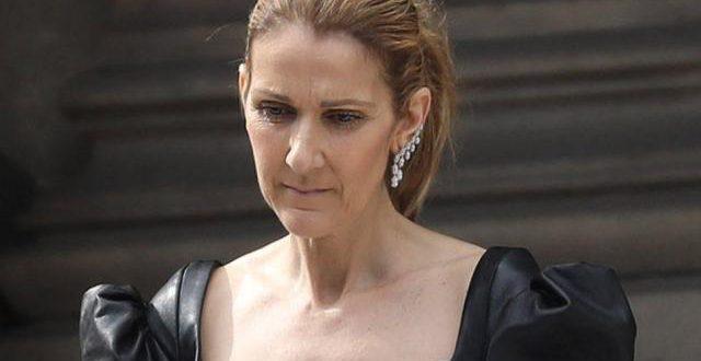 Les médecins s'inquiètent de l'état de santé de Céline Dion: ils l'obligent à annuler son concert à Las Vegas