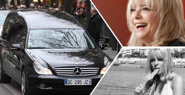 France Gall a été inhumée en présence de proches et de ses fans (photos+vidéo)