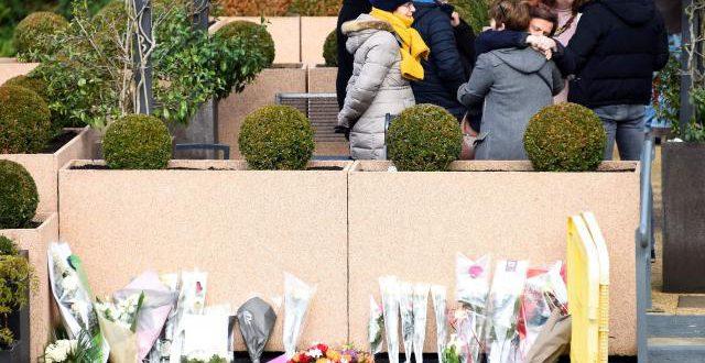 Au funérarium de Nanterre, l'hommage des fans de France Gall à la «femme toute simple» (vidéo)