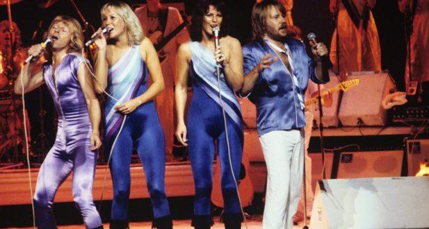 LE GROUPE ABBA EST DE RETOUR AVEC DEUX NOUVELLES CHANSONS