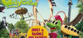 A GAGNER DES ENTRES POUR VOS PARCS D'ATTRACTIONS