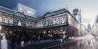 """""""C'est une étape cruciale"""": Coup d'accélérateur pour restaurer le Conservatoire royal de Bruxelles"""