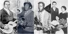 Des stars et des concerts en hommage au folk des années 1920 à l'AB