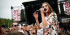 """Typh Barrow : """"J'étais festivalière au Ronquières Festival avant d'y être sur scène"""""""